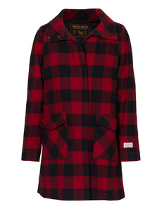 WOOLRICH W´s Greenland Coat Heritage Red