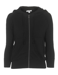 JAMES PERSE Vintage Fleece Black