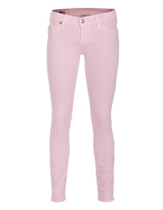 TRUE RELIGION Misty Super Skinny Baby Pink