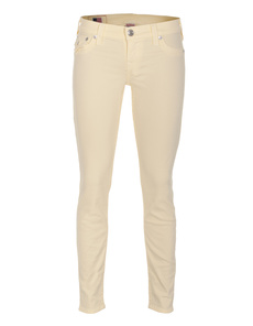 TRUE RELIGION Misty Super Skinny Daffodil
