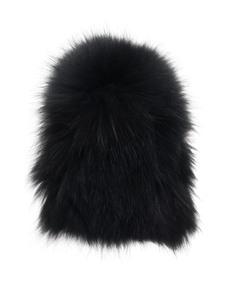 YVES SALOMON Bonnet Noir