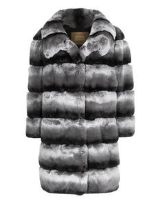 YVES SALOMON Lapin Luxe Grey
