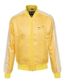 ADIDAS X PHARRELL WILLIAMS Track Jacket Dot Yellow
