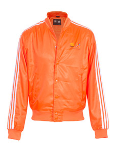 ADIDAS X PHARRELL WILLIAMS Track Jacket  Pharrell Orange