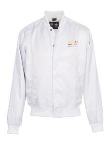 ADIDAS X PHARRELL WILLIAMS Track Jacket  Pharrell White