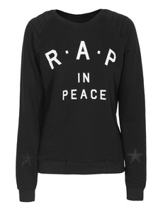 ZOE KARSSEN RAP In Peace Black