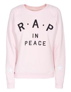 ZOE KARSSEN RAP in Peace Pink
