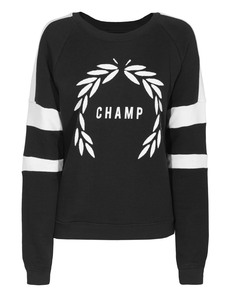 ZOE KARSSEN Champ Black