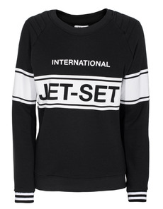 ZOE KARSSEN International Jet-Set Black