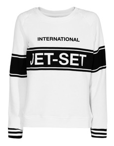 ZOE KARSSEN International Jet-Set White