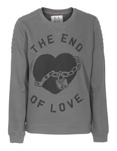 ZOE KARSSEN End of Love Castle Grey