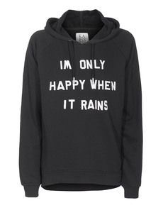 ZOE KARSSEN Happy Hood Black