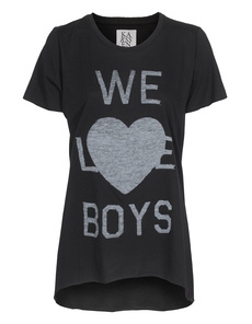ZOE KARSSEN We Love Boys Pirate Black