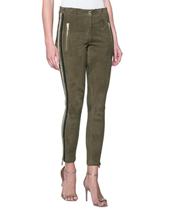 ARMA Lacay Stretch Suede Olive