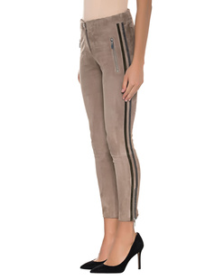 ARMA LACAY Stretch Suede Taupe