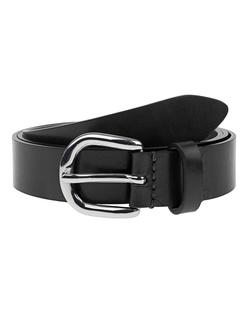 ISABEL MARANT Zap Black Leather