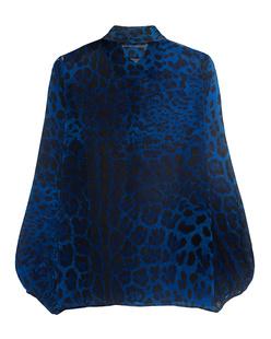 JADICTED Transparent Leo Blue