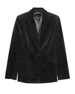 JADICTED Corduroy Blazer Black