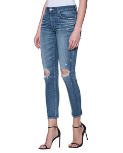 MOUSSY Comfort Nancy Skinny Blue