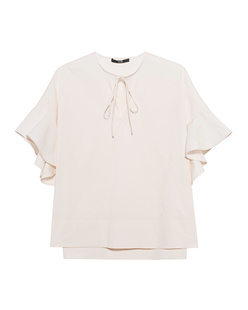 SLY 010 Flounces Ribbon Off White