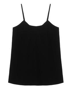 JADICTED Silk Top Black