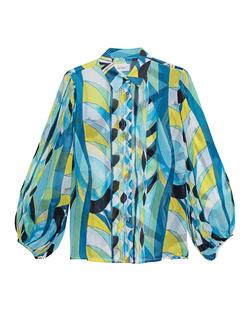 JADICTED Pattern Blue Multicolor