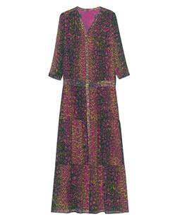 JADICTED Leo Dress Multicolor