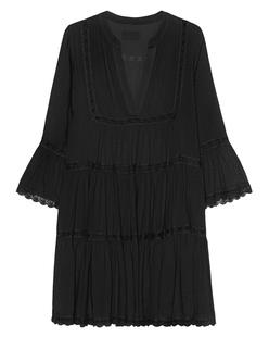 JADICTED V-Neck Dress Black