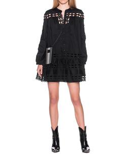 DEVOTION Lace Short Black