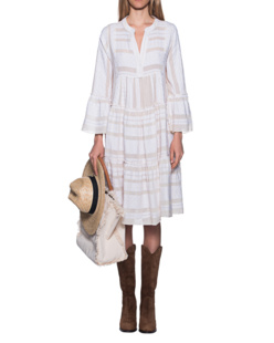 DEVOTION Midi Ecru Off-White