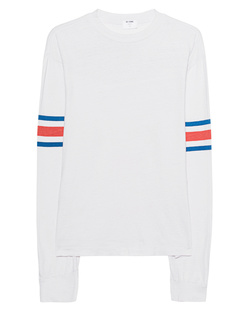RE/DONE Graphic Vintage White