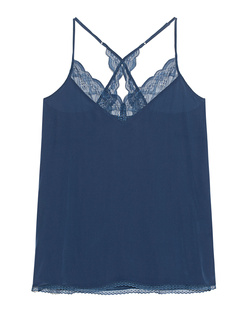JADICTED Silk Lace Blue