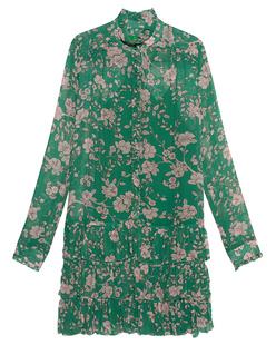 JADICTED Ruffle Flower Green