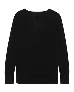 JADICTED Cashmere Oversize Black