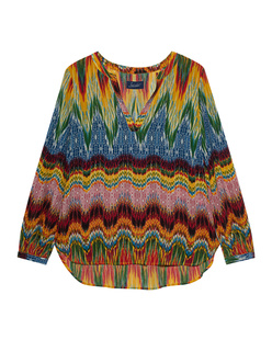 JADICTED V-Neck Multicolor