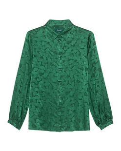 JADICTED Silk Pattern Green