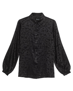 JADICTED Silk Pattern Black