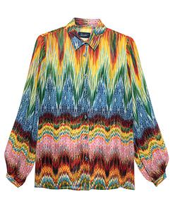 JADICTED Transparent Ethno Multicolor