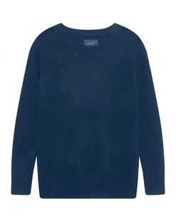 JADICTED Cashmere Crew Navy