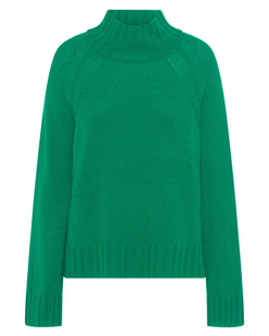 JADICTED Cashmere Stand Up Green