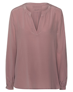 JADICTED Silk Slit Mauve