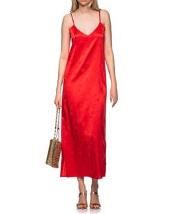 JADICTED Silk Strap Red