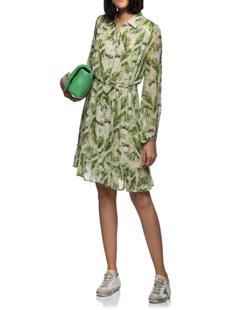 JADICTED Palm Ruffle Green