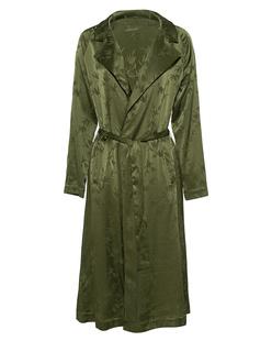 JADICTED Pattern Silk Khaki