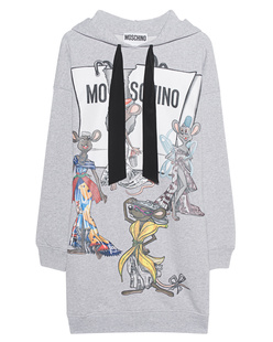 MOSCHINO Capsule Oversize Grey