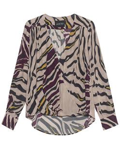 JADICTED Silk Zebra Multicolor