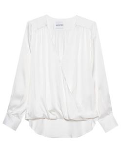 JADICTED Silk Chic White
