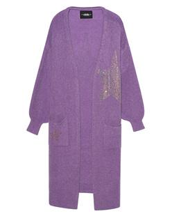 CAMOUFLAGE COUTURE STORK Woolen Star Purple