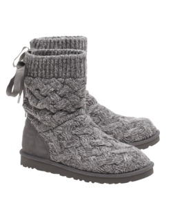 UGG Isla Heathered Grey
