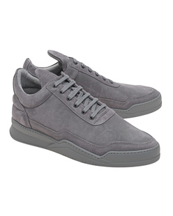 Filling Pieces Low Top Ghost Tone Grey